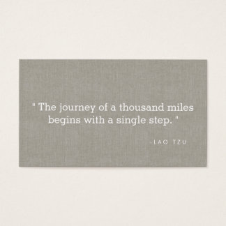 Motivational quotes business cards templates zazzle for Business cards quotes