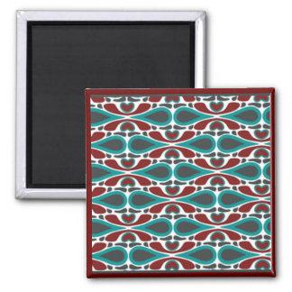 simple_red_marine magnet