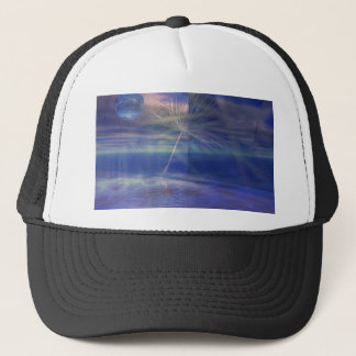Simple Reflection Trucker Hat
