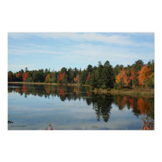 Simple Reflections - New England Gallery Print