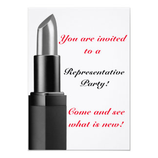 Simple rep invitation