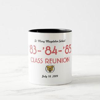 Simple Reunion- All Class Two-Tone Coffee Mug