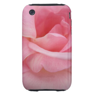 Simple Rose Case Tough iPhone 3 Covers