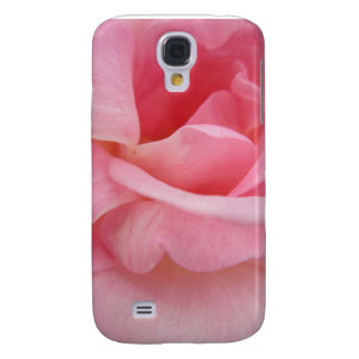 Simple, Rose Speck Case Samsung Galaxy S4 Cover