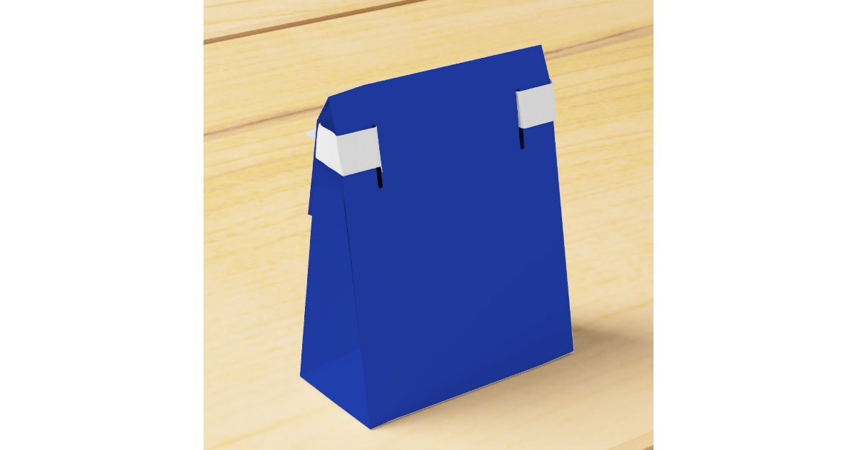 House Of Fraser Wedding Gifts: Simple Royal Blue Wedding Favor Boxes Tent