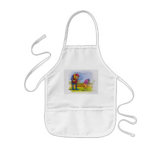 Simple rules kids' apron