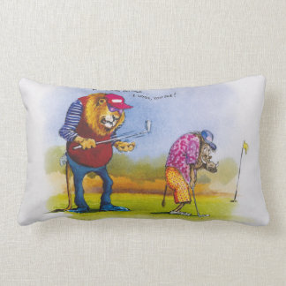 Simple rules throw pillow