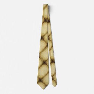 Simple Rustic Tie
