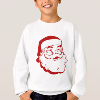 Simple Santa Claus Sweatshirt