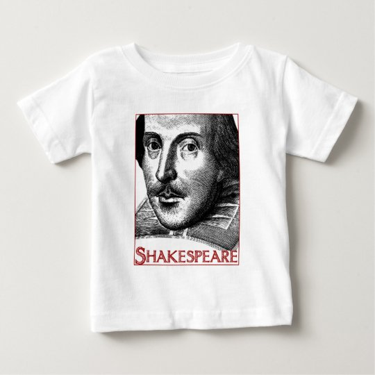 Simple Shakespeare Logo Baby T-Shirt