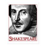 Simple Shakespeare Logo Postcard