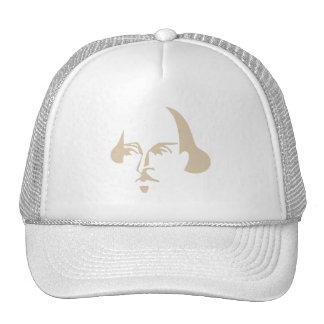 Simple Shakespeare Trucker Hat