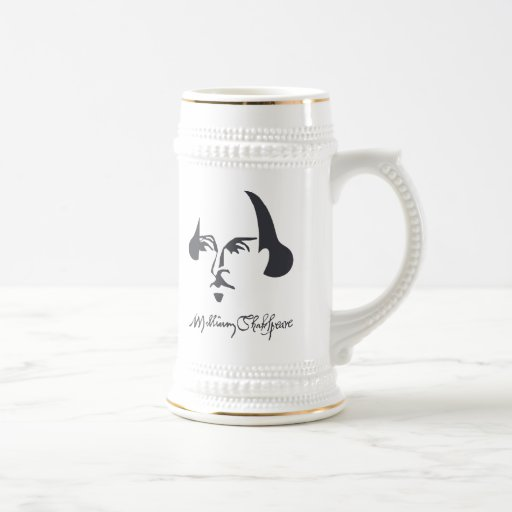 Simple Shakespeare with Signature Beer Stein