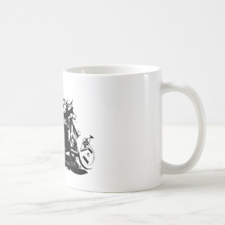 Simple Sidecarcross Design Coffee Mug
