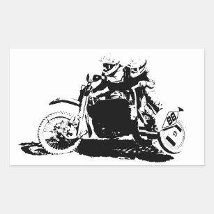 Sidecar Stickers Sticker Designs Zazzle