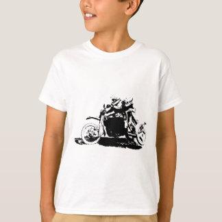 Simple Sidecarcross Design T-Shirt
