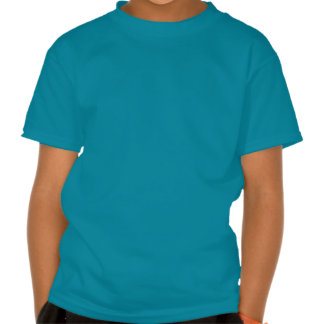 Simple Silhouette of the Crucifixion of Jesus T Shirt