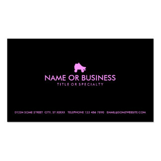 simple skate business card