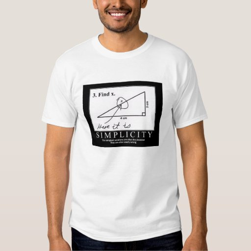 Simple Solutions T-Shirt