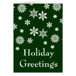 Simple Stylish and Modern Christmas Card