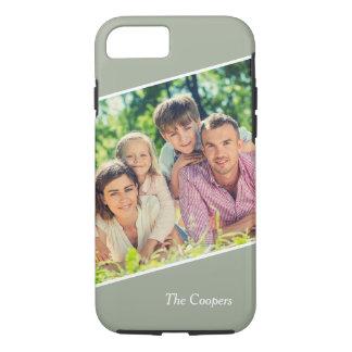 Simple Stylish Personal Custom Photo iPhone 7 Case