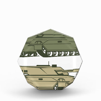 Simple tanks vector award