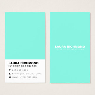 Simple Business Cards & Templates | Zazzle