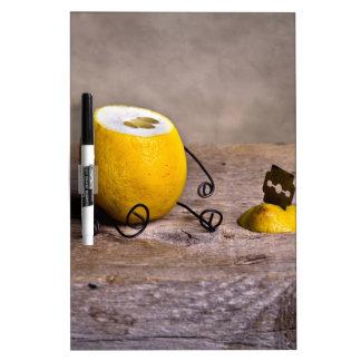 Simple Things - Headless Dry-Erase Whiteboard