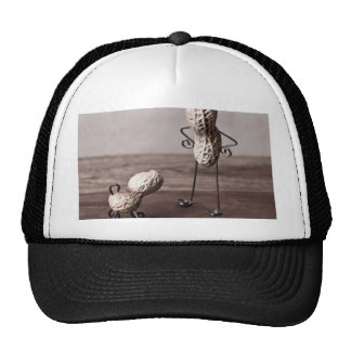 Simple Things - Man and Dog Trucker Hat