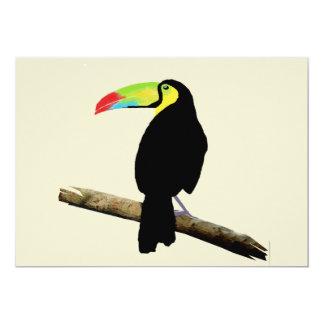 Simple Toucan Card