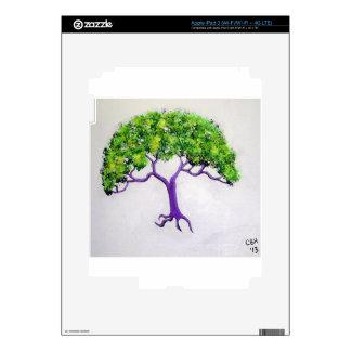 Simple Tree iPad 3 Skins