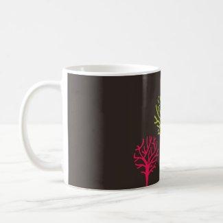 Simple Trees Mug mug