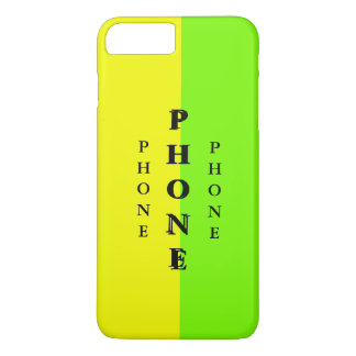 Simple Trendy iPhone Case Spring Lime Yellow 24