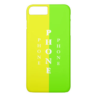 Simple Trendy iPhone Case Spring Lime Yellow 25