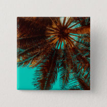 Simple Tropical Coconut Tree | Button