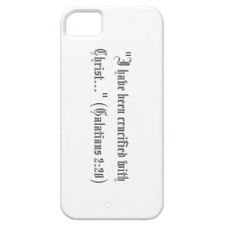 Simple truth to remember for the believer. iPhone SE/5/5s case