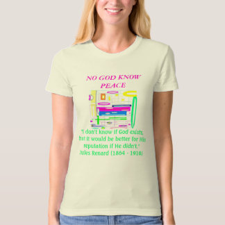 SIMPLE TRUTH! WE ARE ALONE 2 SAVE OURSELVES T-Shirt