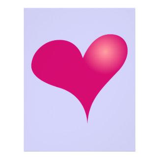 Simple Valentine Flyers