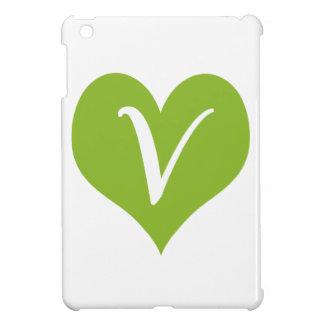 Simple Vegan Graphic Case For The iPad Mini