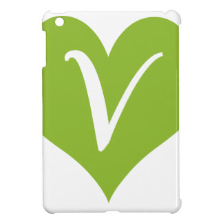 Simple Vegan Graphic Cover For The iPad Mini