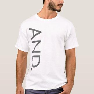 Simple Vertical T-Shirt