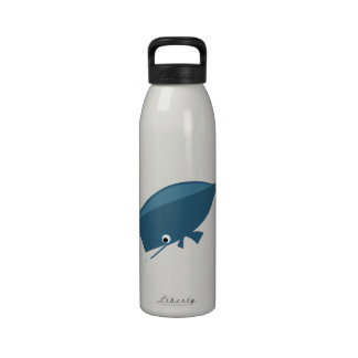 Simple Whale Reusable Water Bottles