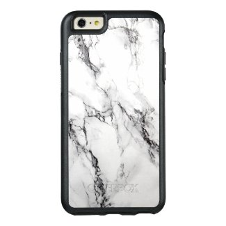 Simple White And Black Marble Stone