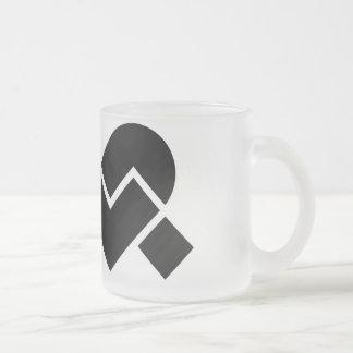 Simple White/Black XWP Coffee Mug