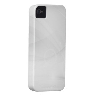 Simple white case iPhone 4 case