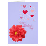 Simple wish greeting card