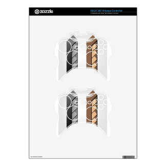 Simple wooden bookshelf design xbox 360 controller skin