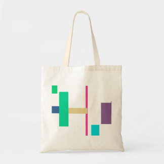Simple y apacible bolsa tela barata