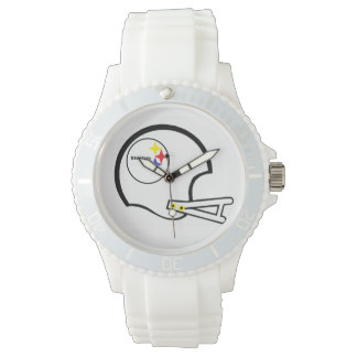 Simple yet stylish Steelers Watch