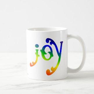Simplemente… alegría taza de café